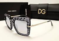 Женские солнцезащитные очки D&G 6111 Черный цвет