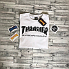 Футболка Thrasher Skateboard   Бирки фотки   Трешер мужская, фото 3