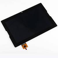 Дисплей с сенсорным экраном Lenovo  A10-70F /А7600 черный, фото 1