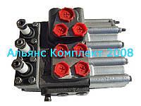Гидрораспределитель типа Р80-3/4-222Г (с гидрозамком)