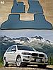 Коврики на BMW X5 F15 '14-18. Автоковрики EVA