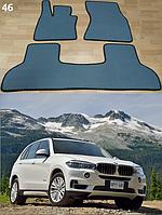 Коврики на BMW X5 F15 '14-18. Автоковрики EVA, фото 1