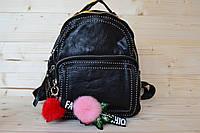 Городской рюкзак с брелком