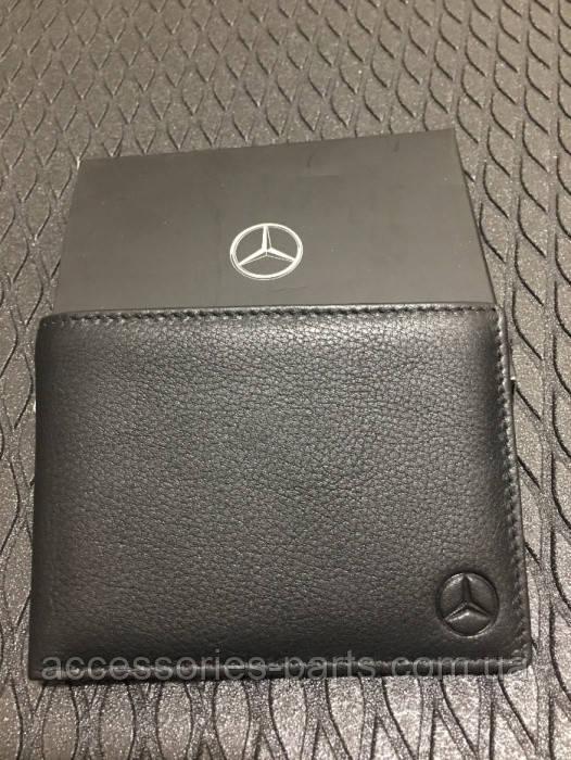 Кошелек мужской Mercedes-Benz Новая Оригинальная