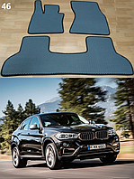 Коврики на BMW X6 F16 '15-н.в. Автоковрики EVA