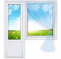 Балконный блок WDS 700*2150 1300*1400