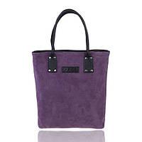 Сумка торба фиолетовая, фото 1