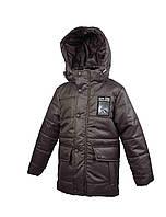 Куртка для мальчика  673 весна-осень, размеры на рост от 116 до 134 возраст от 5 до 9 лет, фото 1