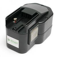 Аккумулятор к электроинструменту PowerPlant для AEG GD-AEG-14.4(A) 14.4V 2Ah NICD (DV00PT0023)