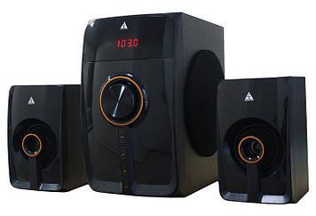 Колонки Golden Field LA160F Black 15W+2*10W MP3 player + FM