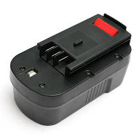 Аккумулятор к электроинструменту PowerPlant для BLACK&DECKER GD-BD-18(B) 18V 2Ah NICD (DV00PT0027)