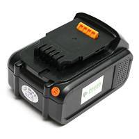 Аккумулятор к электроинструменту PowerPlant для DeWALT GD-DE-18(C) 18V 4Ah Li-Ion (DV00PT0007), фото 1
