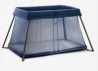 Манеж-кровать для новорожденного Travel Crib Light ТМ BabyBjorn Темно-синий 40213