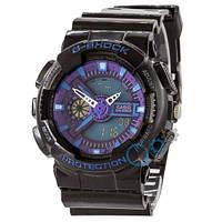 Часы Casio G-Shock GA 110 G Black-Blue