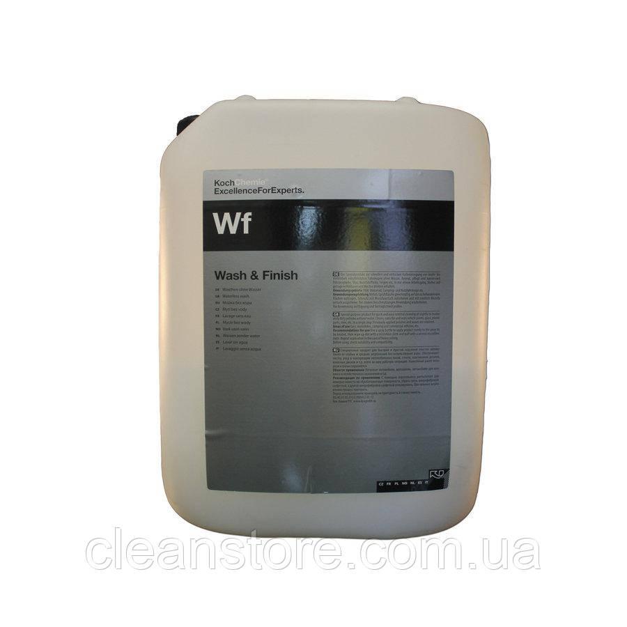 Wash & Finish средство для очистки без воды, 1 л.