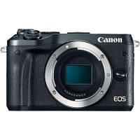Цифровой фотоаппарат Canon EOS M6 Body Black (1725C044)
