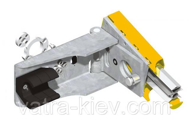 Механизм защиты стрелы шлагбаума от слома