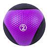 Мяч медбол набивной IronMaster 2кг, d=22см