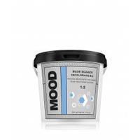 Mood Blue Bleach Powder - Голубая обесцвечивающая пудра 500гр.