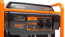 Генератор бензиновый инверторный Daewoo GDA 4800i (4кВт), фото 3