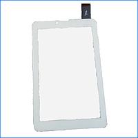 Тачскрин (сенсор) для Nomi (104*185) C07000, C07005, C07008, C07009 Rev 1, A07005, цвет белый