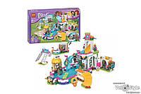 Конструктор Bela 10611 Летний бассейн Хартлэйк (Lego Friends 41313), 593 дет .