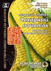 Кукуруза сахарная Сахарный початок 20 гр Agromaksi