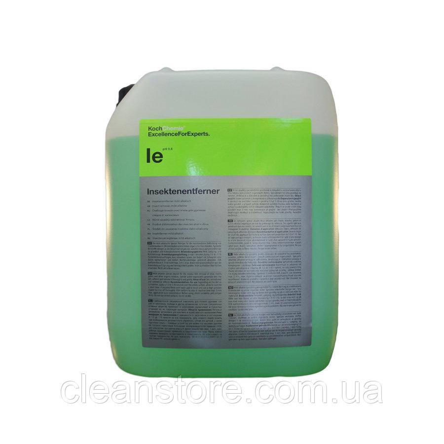 INSECT&DIRTREMOVER \ INSEKTENENTFERNER очиститель следов от насекомых и грязи, 11 кг