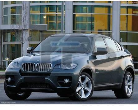 Молдинг лобового стекла BMW X6 (E71) 2008- составной верхний , фото 2