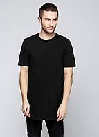Футболка мужская ZARA MAN цвет черный размер M арт 0722/318/800
