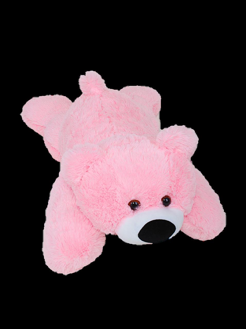 Плюшевый Мишка Умка 55 см розовый
