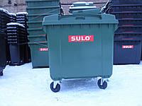 Мусорный контейнер(бак) 1100л, Германия