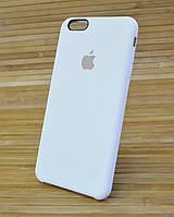 Силиконовый Чехол на Айфон, iPhone 6+ \ 6 Plus ORIGINAL ELITE COPY Молочный