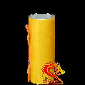 Холодный фейерверк серебряный F102S, продолжительность роботы: 30 секунд, высота искр: 3 метра