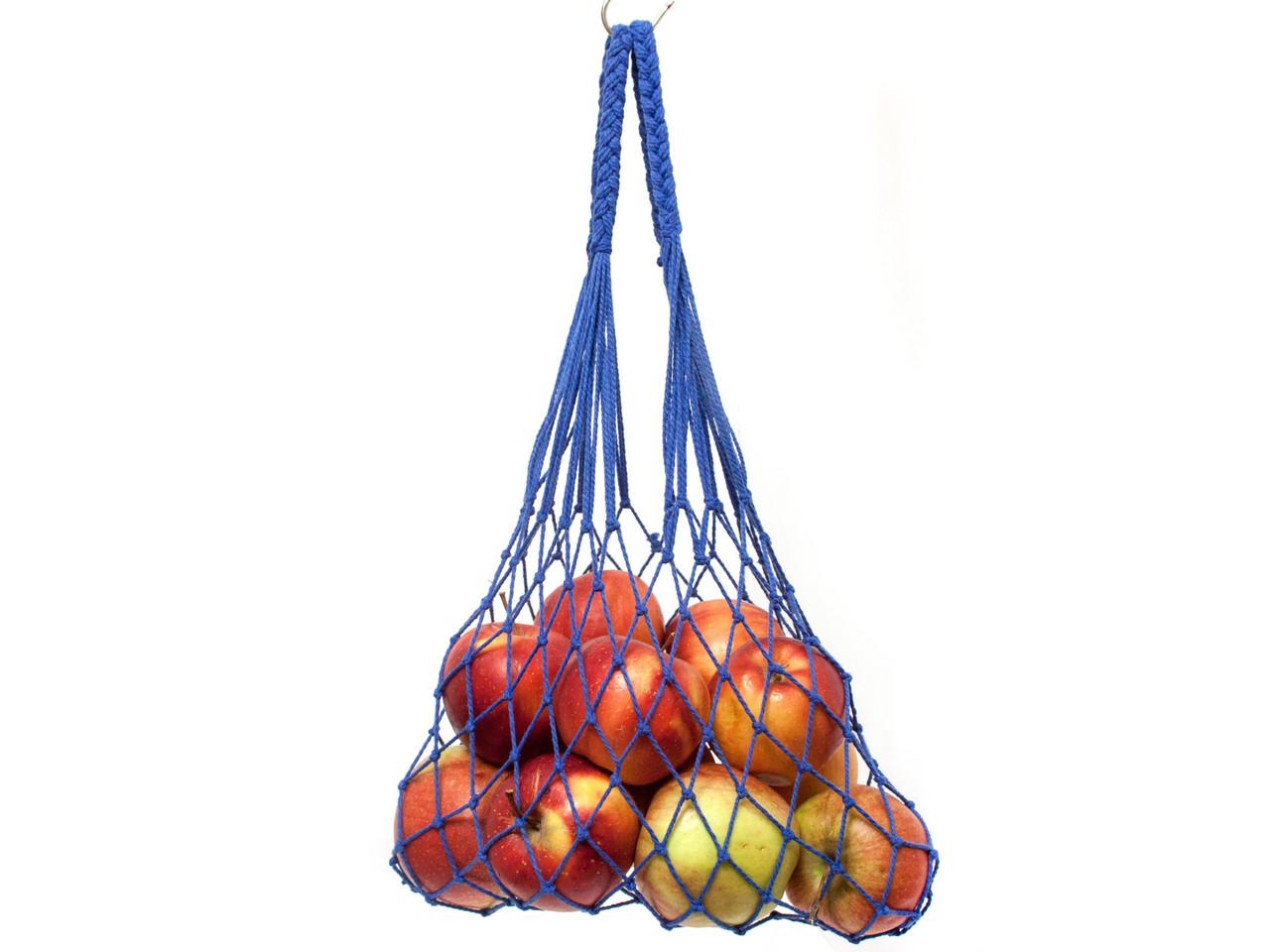 Авоська мини - синий