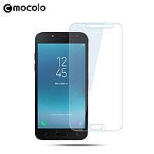 Защитное стекло Mocolo 2.5D 9H для Samsung J2 2018 J250