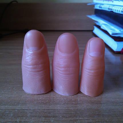 Реквизит для фокусов   Напальчник (большой палец), фото 2