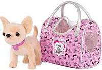 Собачка в сумочке Кикки Chi Chi LOVE