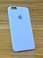 Силиконовый чехол на iPhone 6+ \ 6 Plus ORIGINAL ELITE COPY светло голубой