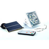 Светодиодная лампа GD-LIGHT GD-5017 с аккумулятором и солнечной батареей