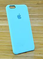 Силиконовый чехол на iPhone 6+ \ 6 Plus ORIGINAL ELITE COPY бирюзовый