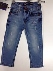 Джинсовые штаны для мальчика