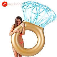 Modarina Надувне кільце з бриллиантом160 см, фото 1