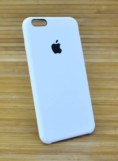Силиконовый чехол накладка на Айфон, iPhone 6+ \ 6 Plus ORIGINAL ELITE COPY белый