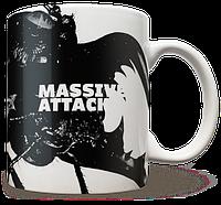 Чашка, Кружка Massive Attack