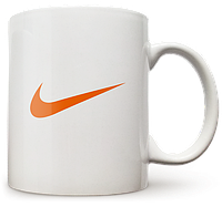 Чашка, Кружка Nike (найк, Бренд, фирма)