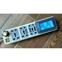 Цифровой встраиваемый мультиметр 4400W 20A ATORCH AP06S, фото 1
