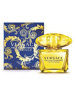 Versace Yellow Diamond INTENS, 90 ml Original size женская туалетная парфюмированная вода тестер духи аромат