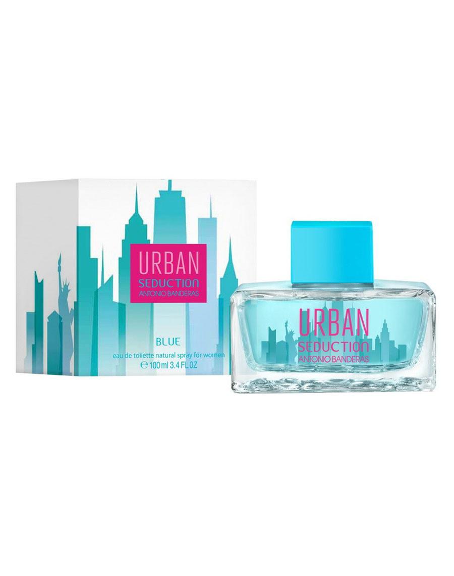 Antonio Banderas Urban Seduction, 100 ml Original size женская туалетная парфюмированная вода тестер духи аромат