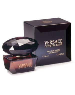 Versace Crystal Noir, 90 ml Original size женская туалетная парфюмированная вода тестер духи аромат